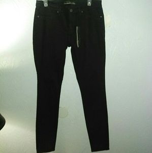 Nwt Rich & Skinny Jeans 31 Tar Black Marilyn Slim